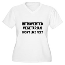 Introverted veget T-Shirt