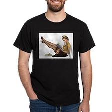 Cute Pin up girls T-Shirt