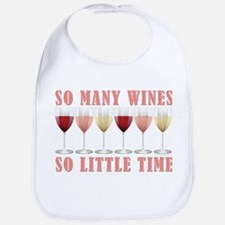 SO MANY WINES... Bib