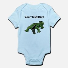 Mean Alligator Body Suit