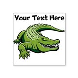 Alligator Stickers
