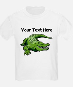 Green Alligator T-Shirt