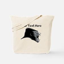 Gorilla Head Tote Bag