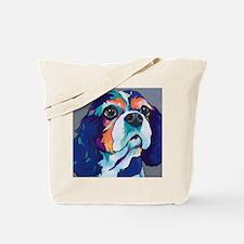 Millie the Cavalier King Charles Spaniel Tote Bag