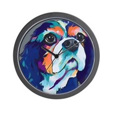 Millie the Cavalier King Charles Spanie Wall Clock