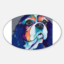 Millie the Cavalier King Ch Decal