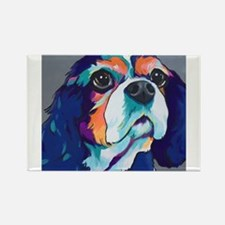 Millie the Cavalier King Charles Spaniel Magnets