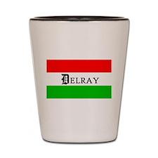 Delray Shot Glass