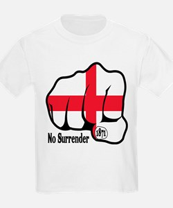 England Fist 1871 T-Shirt
