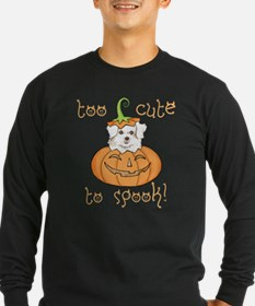 Cool Halloween dogs T