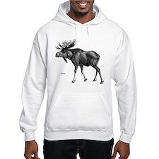 Moose (Front) Hoodie