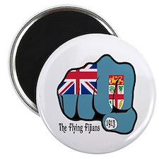Fijian Fist 1913 Magnet