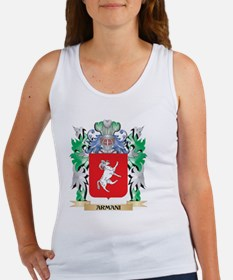 Armani Coat of Arms - Family Tank Top