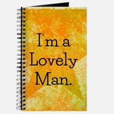 Im a Lovely Man Journal