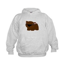 Cute Wombat Hoodie