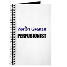 Worlds Greatest PERFUSIONIST Journal