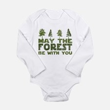 Cute Tree hugger Onesie Romper Suit