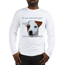 Unique Dog breeds Long Sleeve T-Shirt