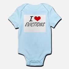I love EVICTIONS Body Suit