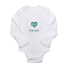 Cute Inspire Long Sleeve Infant Bodysuit