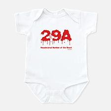 Hex Number Infant Bodysuit