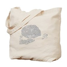 Beneath the old tree Tote Bag