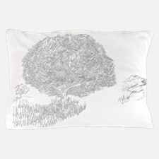 Beneath the old tree Pillow Case