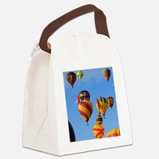Balloons 6788 Ascending Canvas Lunch Bag