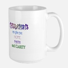 Therapists Large Mug
