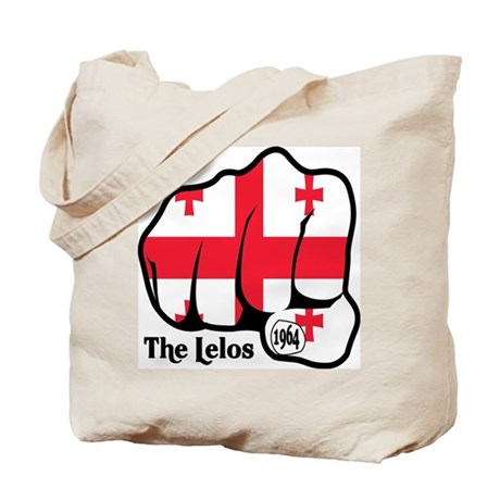 Georgia Fist 1964 Tote Bag