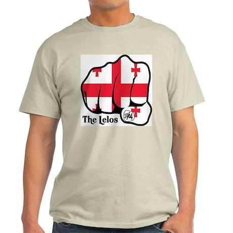 Georgia Fist 1964 Light T-Shirt