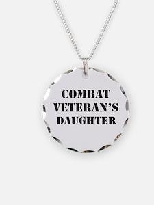 Combat Vet's Daughter Necklace