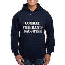 Combat Vet's Daughter Hoodie