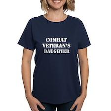 Combat Vet's Daughter T-Shirt