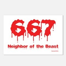 Neighbor Postcards (Package of 8)