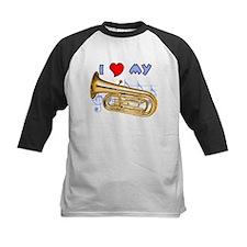 I *HEART* My Tuba Tee