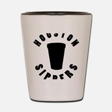 HOUSTON SIPPERS Shot Glass