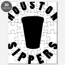 HOUSTON SIPPERS Puzzle