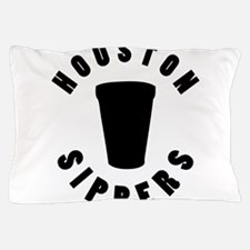 HOUSTON SIPPERS Pillow Case