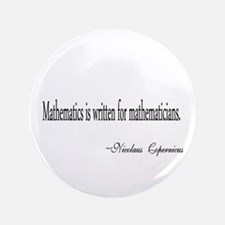 Mathematics for Mathematicians Button