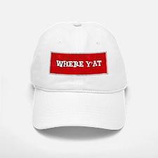 where YAT Baseball Baseball Cap
