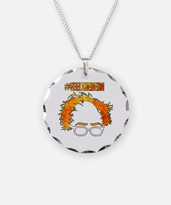 Feel The Bern Necklace