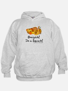 Omigosh Squash Hoodie
