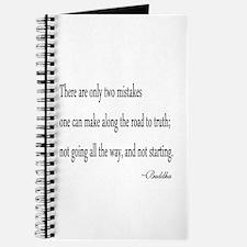 Buddha's Wisdom Journal