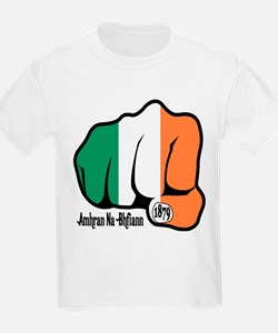 Irish Fist 1879 T-Shirt