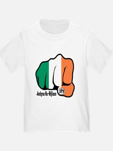 Irish Fist 1879 T