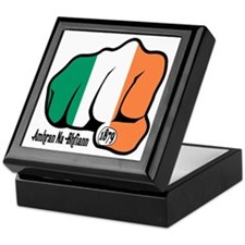 Irish Fist 1879 Keepsake Box