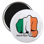 Irish Fist 1879 Magnet