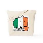 Irish Fist 1879 Tote Bag