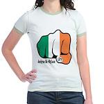 Irish Fist 1879 Jr. Ringer T-Shirt